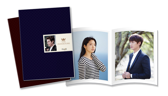 [Lee Min Ho/ Drama] Heirs notes set 2